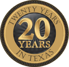 CNT 20 Years in Texas